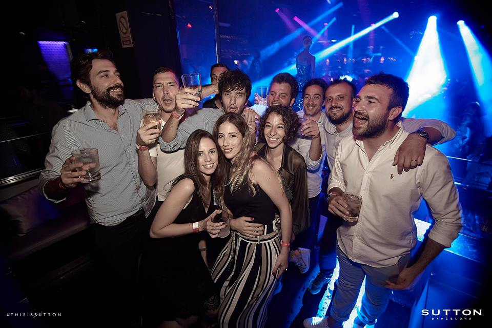 9c66be874a50 SUTTON BARCELONA VIP TABLE | Bottles From 250€ | Reserve here NOW